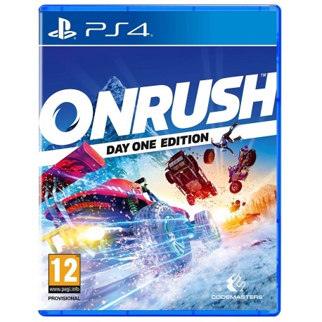 Onrush -ps4
