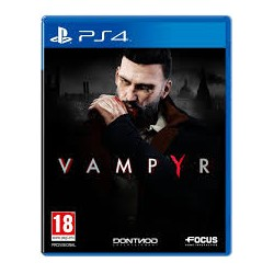 Vampyr -ps4