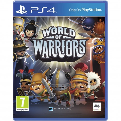 World of Warriors -ps4