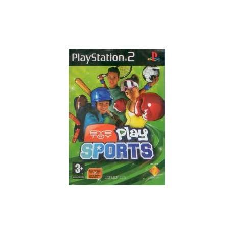 Eye Toy: Play Sports-ps2-bazar