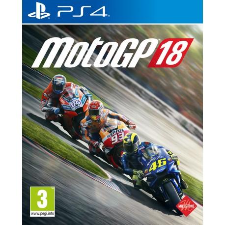 MotoGP 18 -ps4