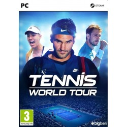 Tennis World Tour -pc