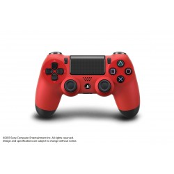Sony Dualshock 4 Red -ps4-bazar