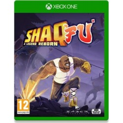 Shaq Fu: A Legend Reborn-xone