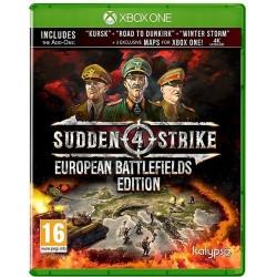 Sudden Strike 4: European Battlefields Edition-xone