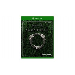 The Elder Scrolls Online Summerset-xone