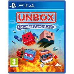 UNBOX: Newbies Adventure-ps4