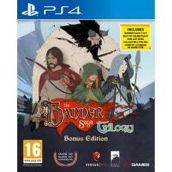 Banner Saga Trilogy -ps4