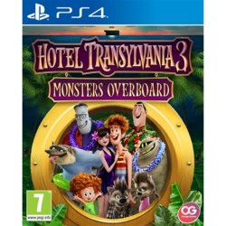 Hotel Transylvania 3: Monsters Overboard -ps4