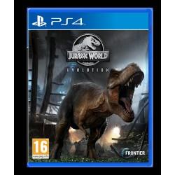 Jurassic World: Evolution -ps4