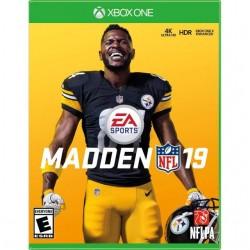 Madden NFL 19-xone