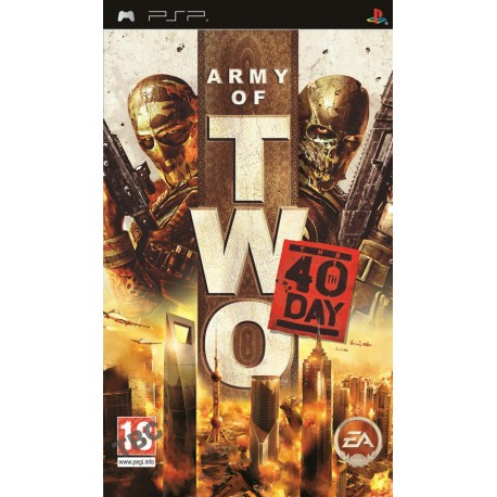 Army of Two: The 40th Day-psp-bazar