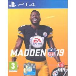 Madden NFL 19 -ps4