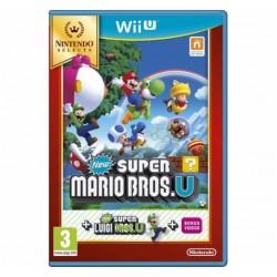 New Super Mario Bros. WiiU-bazar