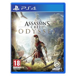 Assassins Creed Odyssey -ps4