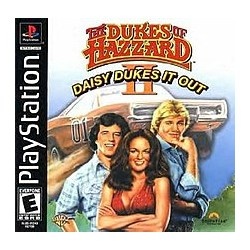 The Dukes of Hazzard II: Daisy Dukes It Out-ps1-bazar