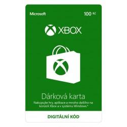 ESD XBOX - Dárková karta Xbox 100 Kč