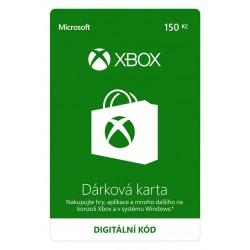 ESD XBOX - Dárková karta Xbox 150 Kč