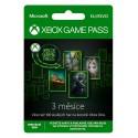 ESD XBOX - Game Pass předplatné na 3 měsíce