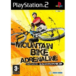 Mountain Bike Adrenaline featuring Salamon-ps2-bazar