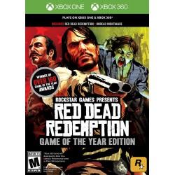 Red Dead Redemption GOTY-xone