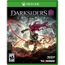 Darksiders III  Ofocený obal !!-xone-bazar