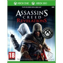 Assassins Creed: Revelations-xone