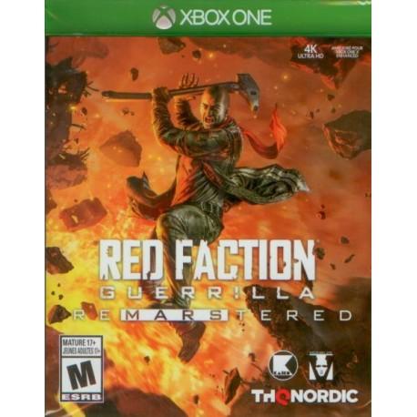 Red Faction Guerrilla Re-Mars-Teredo-xone