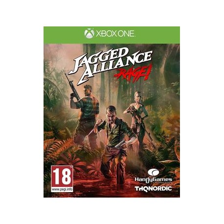 Jagged Alliance Rage!-xone