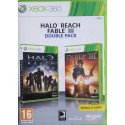 Fable 2 + Halo Reach Double Pack
