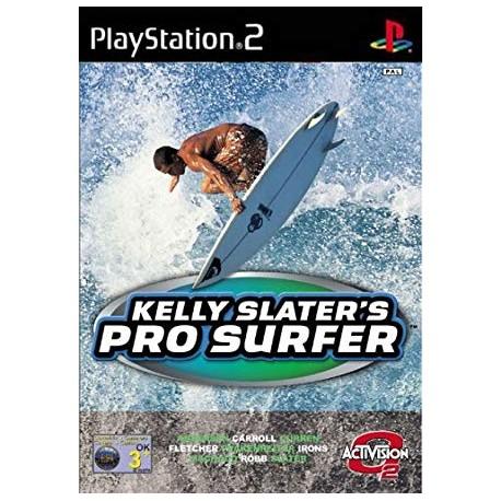 Kelly Slater's Pro Surfer-ps2-bazar