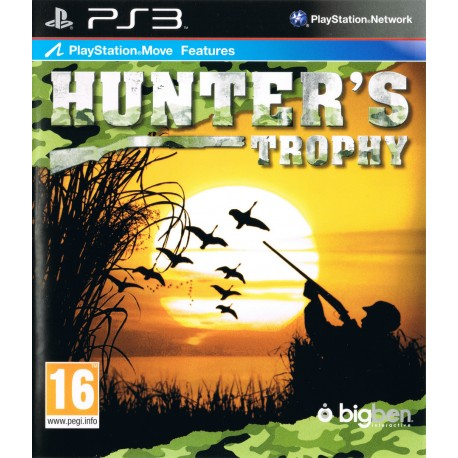 Hunters Trophy-ps3-bazar