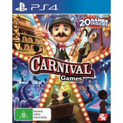 Carnival Games -ps4