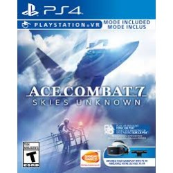 Ace Combat 7 - Skies Unknown -ps4
