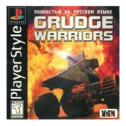 Grudge Warriors -ps1-bazar