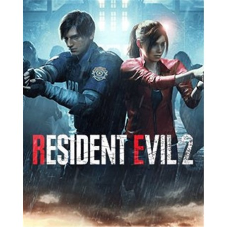 ESD RESIDENT EVIL 2 / BIOHAZARD RE:2 -pc