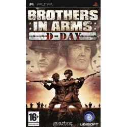 Brothers in Arms: D-Day-psp-bazar