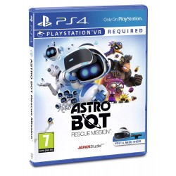 Astro Bot: Rescue Mission VR -ps4