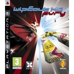 WipeOut HD Fury-ps3-bazar