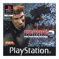 Fighting Force 2-ps1-bazar
