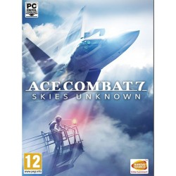 ESD Ace Combat 7 Skies Unknown -pc