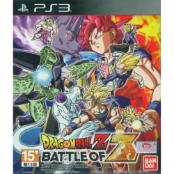 Dragon Ball Z: Battle of Z-ps3-bazar