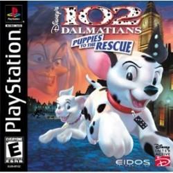 102 Dalmatians: Puppies to the Resc-ue-ps1-bazar