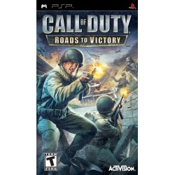 Call of Duty: Roads to Victory-psp-bazar