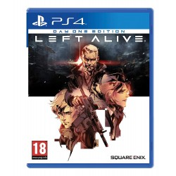 Left Alive-ps4