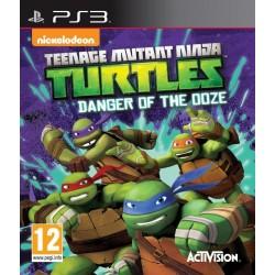 Teenage Mutant Ninja Turtles: Danger of the Ooze -ps3-bazar