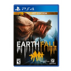 Earth Fall: Deluxe Edition-ps4