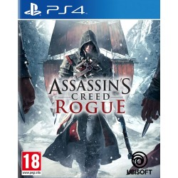ASSASSINS CREED ROGUE HD -ps4