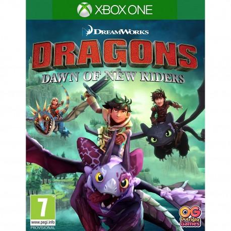 Dragons Dawn of New Riders-xone