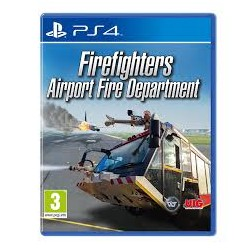 Airport Fire Department-ps4